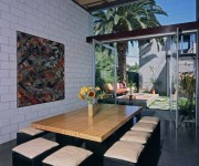700 Palms Residence Interior in Venice by Ehrlich Architects - 09