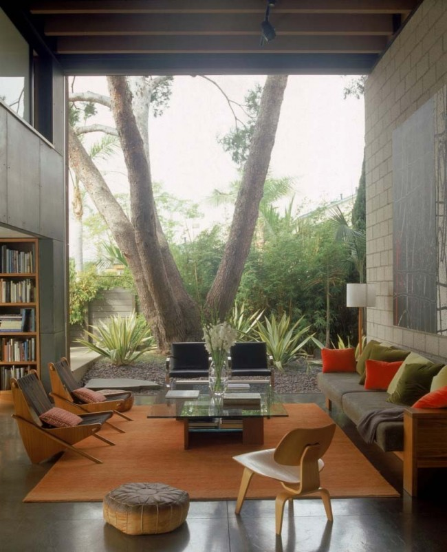 700 Palms Residence Interior in Venice by Ehrlich Architects - 10