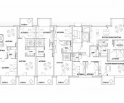Baufeld 10 - 4th floor plan