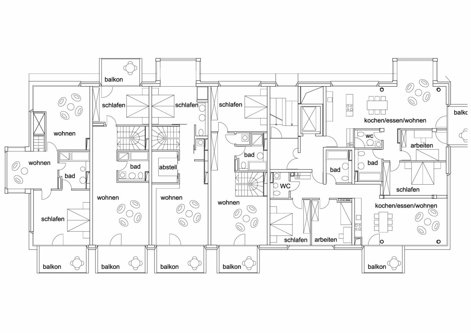 Home Ideas Mixed Use Building Floor Plans