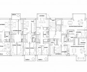 Baufeld 10 - First floor plan