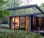 Dutchess County Residence Exterior Design - South Extension