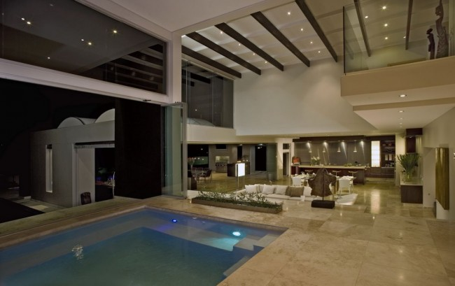 Joc House Interior 03 by Nico van der Meulen Architects