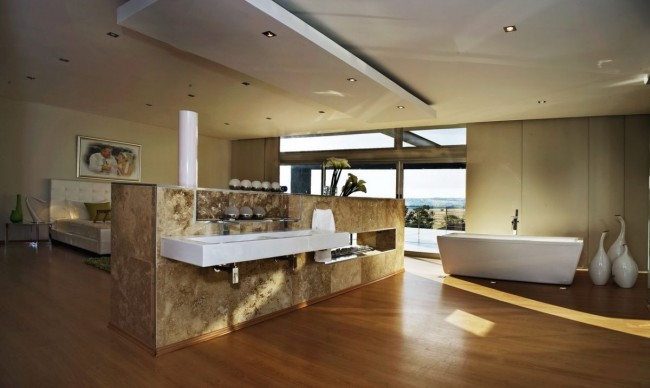 Joc House Interior 11 by Nico van der Meulen Architects