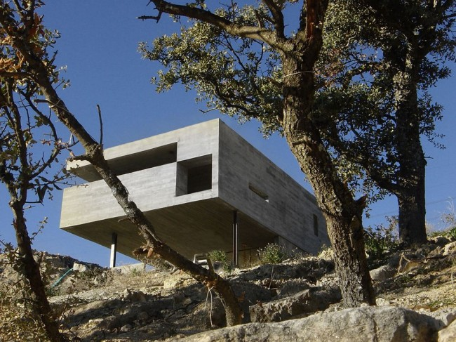 Pitch's House by Inaqui Carnicero - Exterior Design 02