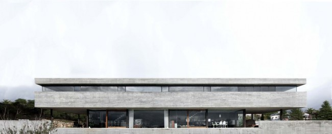 Pitch's House by Inaqui Carnicero - Exterior Design 04