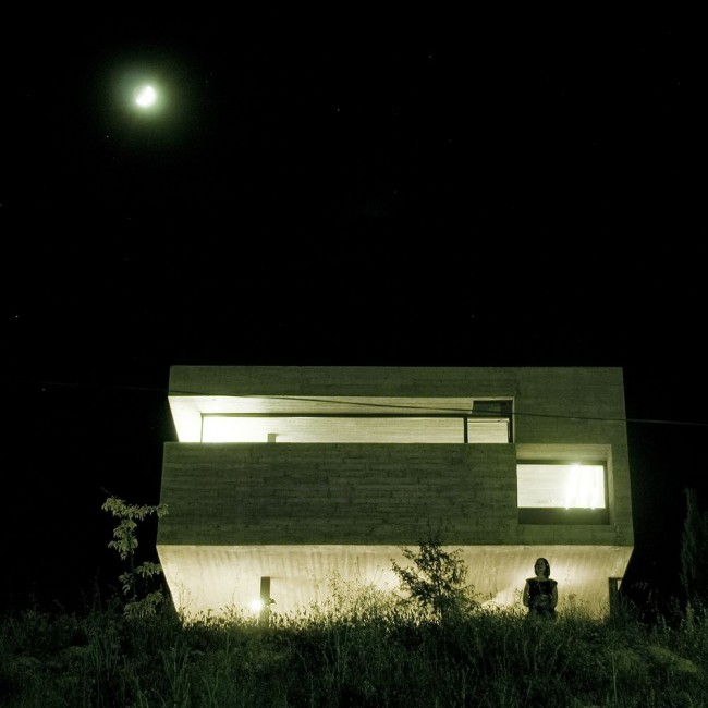 Pitch's House by Inaqui Carnicero - Exterior Design 05