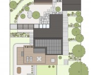 Potrero House - House Plan by Cary Bernstein