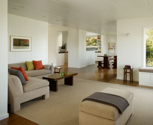 Potrero House - Living Room by Cary Bernstein - 03