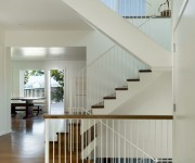Potrero House - Stair Case by Cary Bernstein