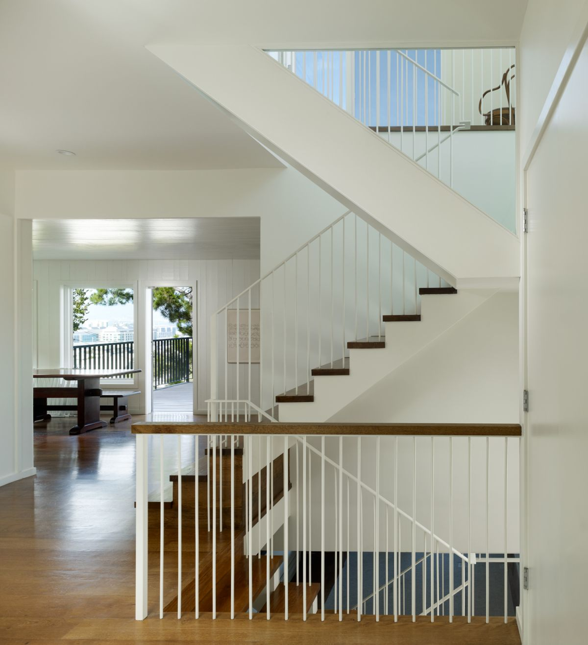 Potrero House   Stair Case By Cary Bernstein. «