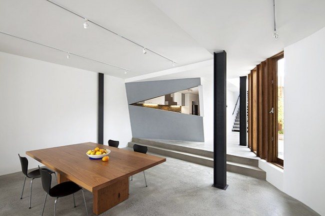 Prahran House Interior Design - 01 by Nervegna Reed + PH Architects