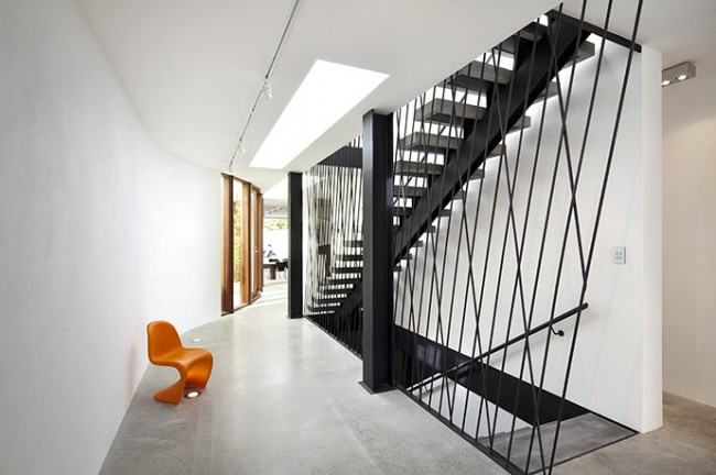 Prahran House Interior Design - 05 by Nervegna Reed + PH Architects