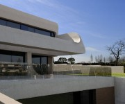 House Exterior Design by A-cero Architects - 18