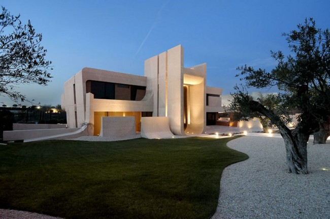 House Exterior Design by A-cero Architects - 26