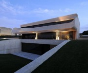 House Exterior Design by A-cero Architects - 29