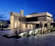 House Exterior Design by A-cero Architects - 33