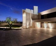 House Exterior Design by A-cero Architects - 35