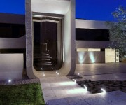 House Exterior Design by A-cero Architects - 36