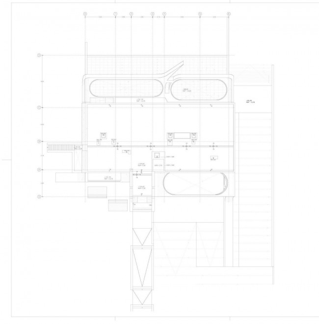 House Plan by A-cero Architects - 02