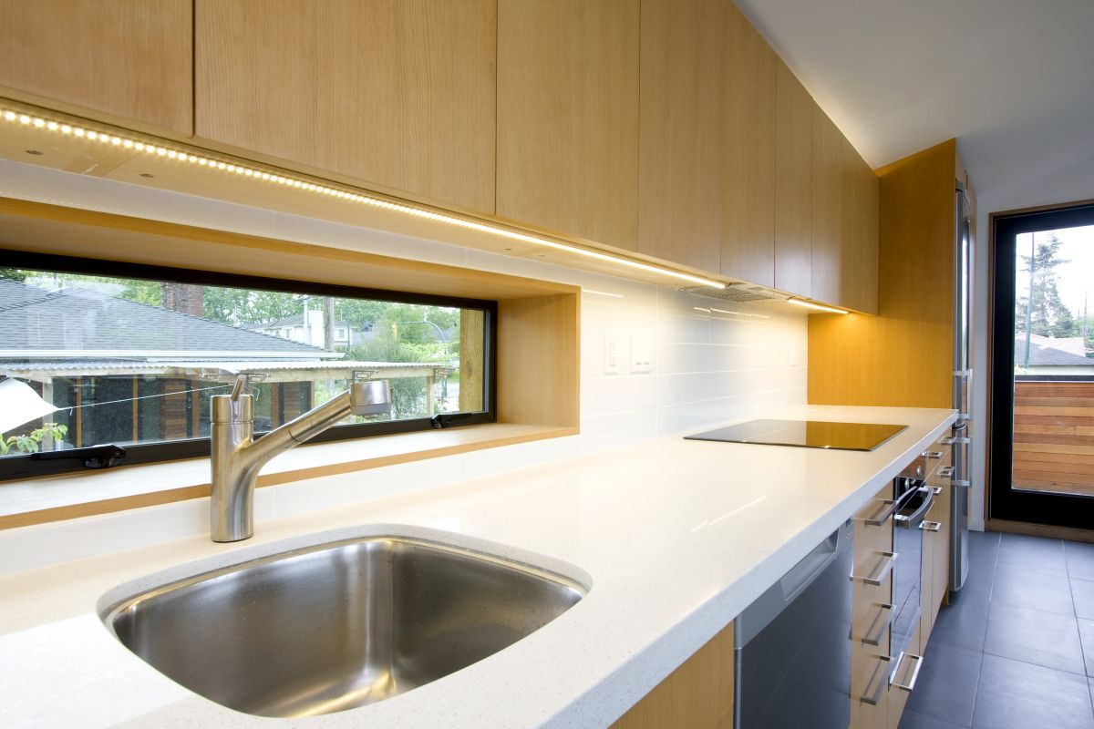 simple house designs inside kitchen
