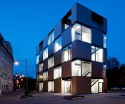 nik building by ate­lier thomas pucher and alfred bram­berger 01