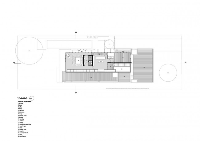 Good Residence House Plan - First Floor Plan