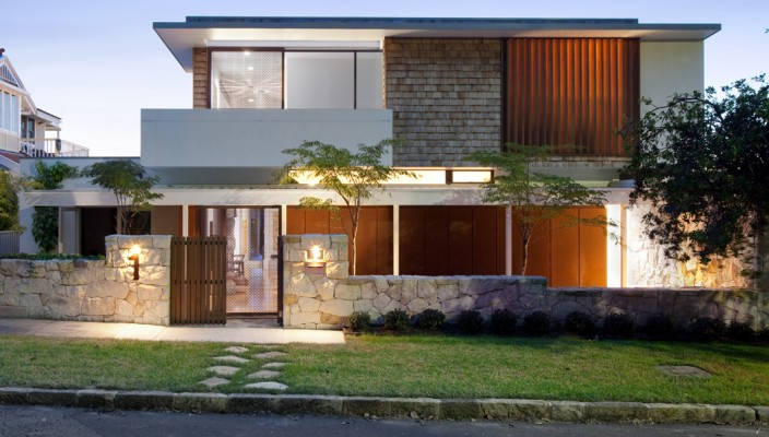 Sydney Based River House 01