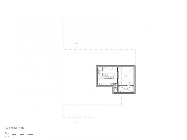MYP House Design Basement Plan