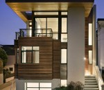 Classy and modern exterior theme for large spaces
