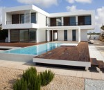 Outstanding exterior plan for large spaces