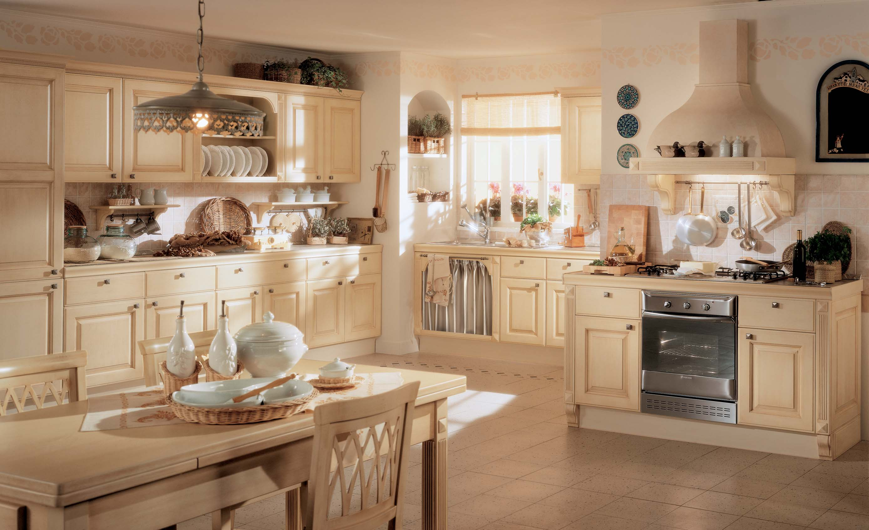 Interior exterior plan classic interiors for the modern for Best kitchen designs 2011