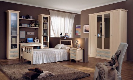 Childrens Bedroom Design Interior Exterior Plan