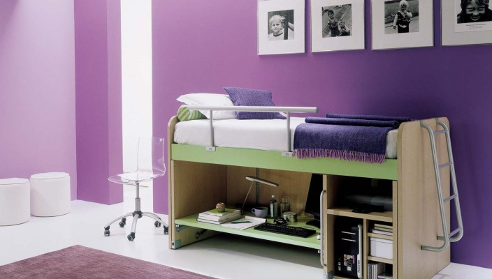 Modern Bedroom Design For Small Spaces Part 55