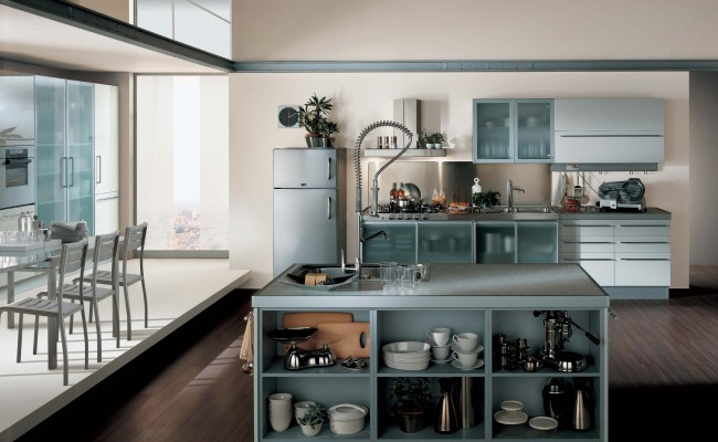 Stylish kitchen theme for modern homes