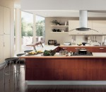 Kitchen design theme for homes