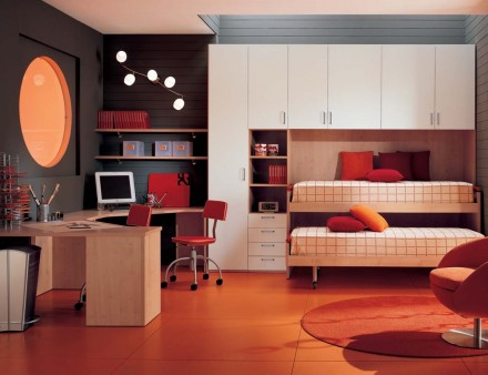 Kids Bedroom Interior Interior Exterior Plan