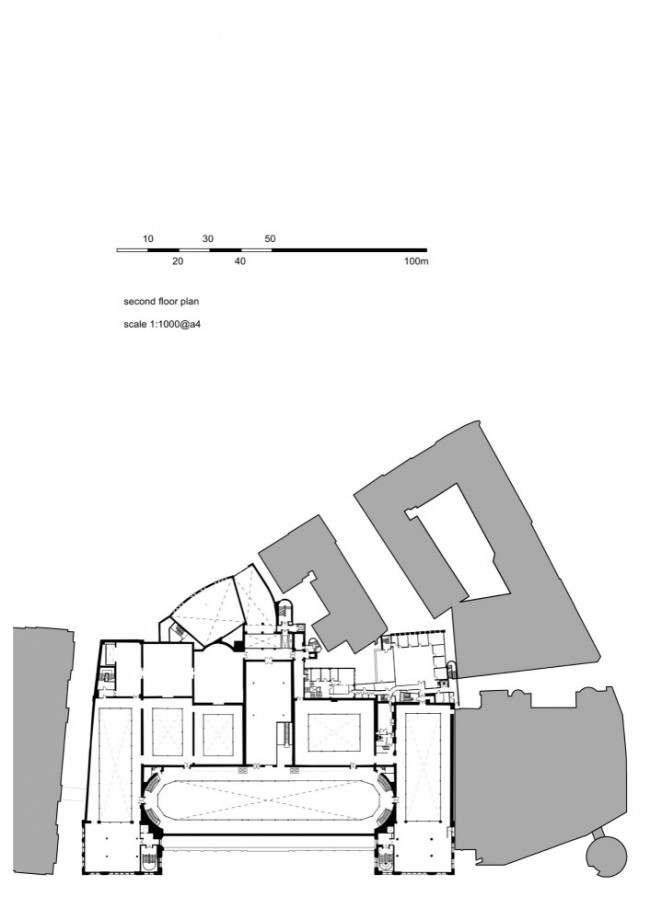 national museum scotland second floor plan