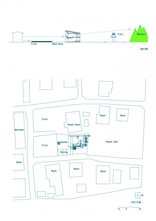shape of breeze site plan