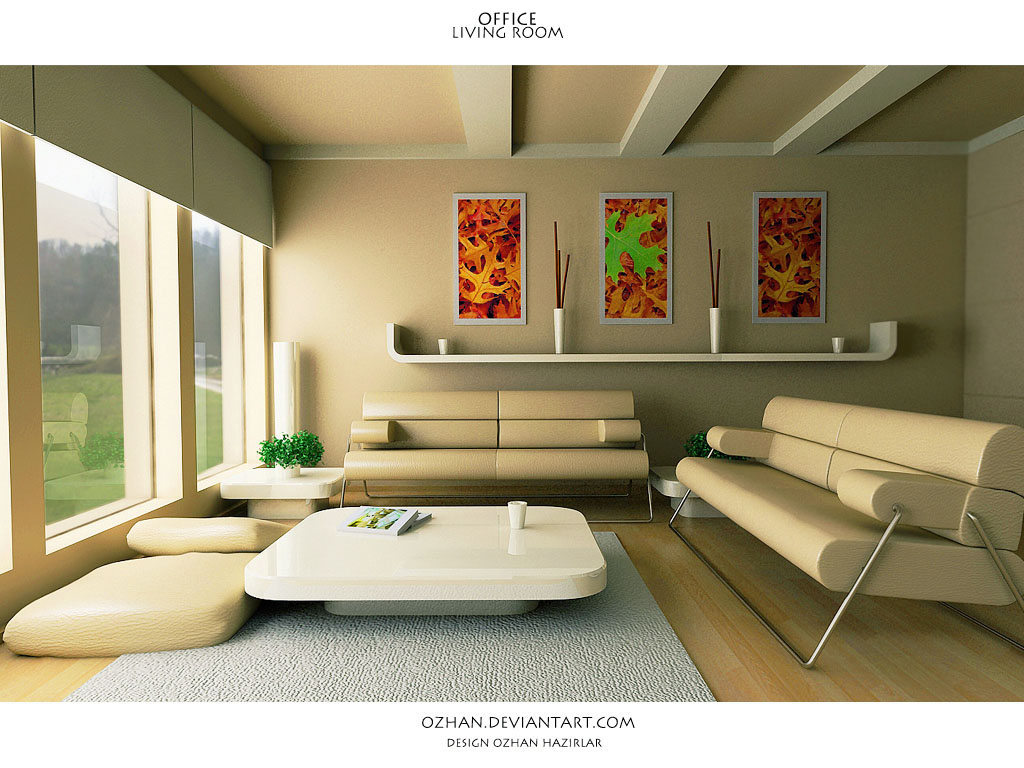 interior exterior plan office living room space