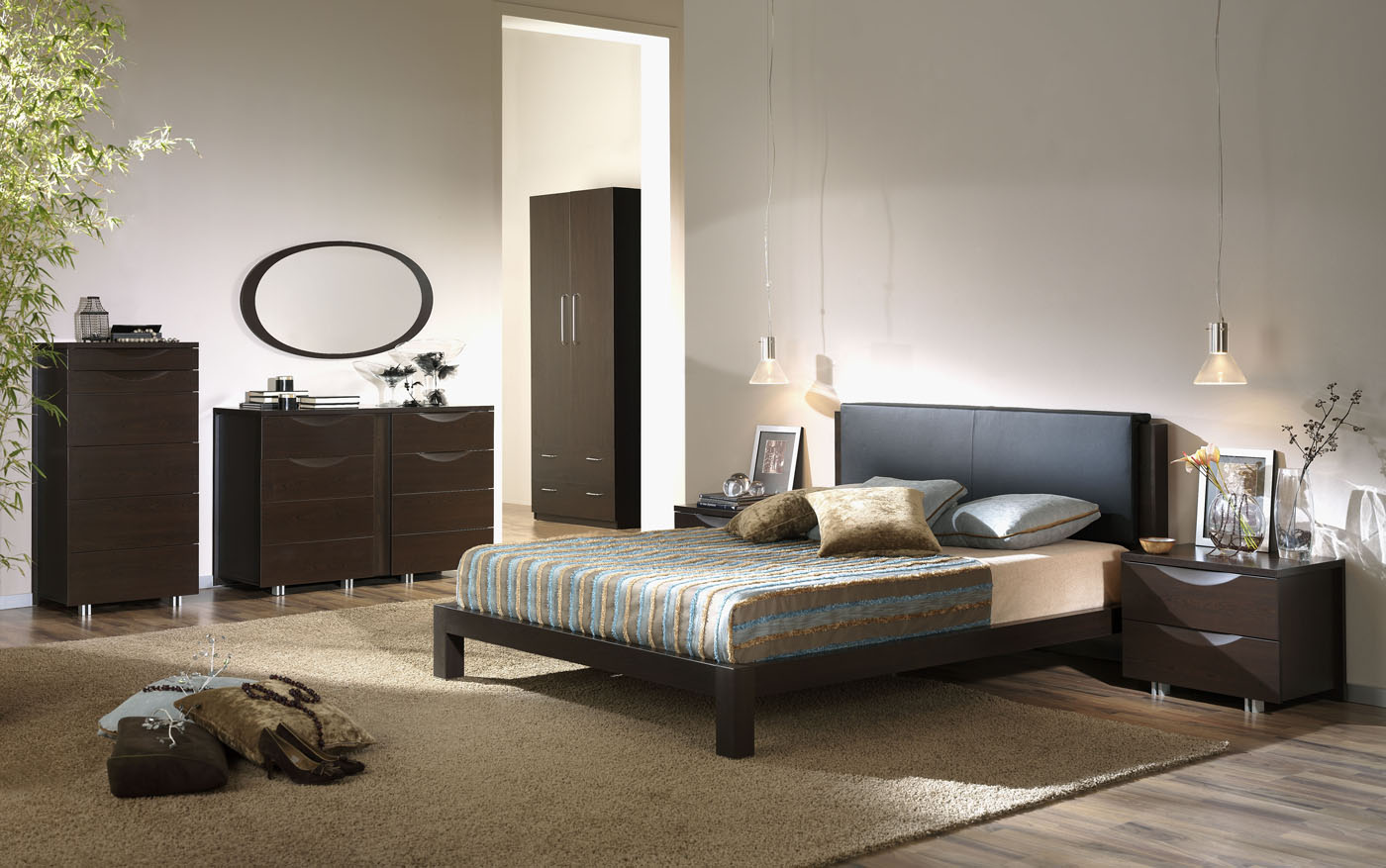 Bedroom Color Combinations 1400 x 877