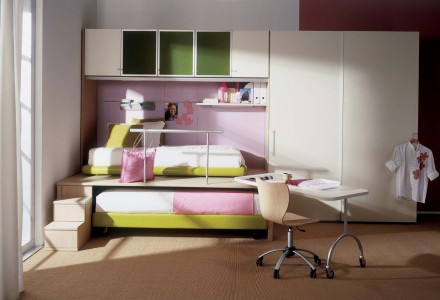 Kids Bedroom Interior Decor Interior Exterior Plan