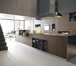 Cognac Rough Oak Kitchen Design