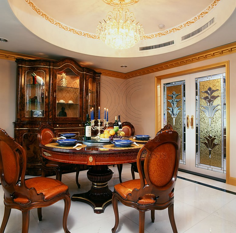 Interior exterior plan dining room traditional style Dining room plan