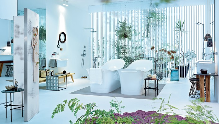 Hansgrohe Bathroom Design Ideas