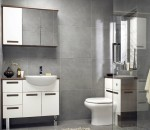 Strada Walnut Bathroom Design