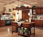 Traditional Lirica Kitchen