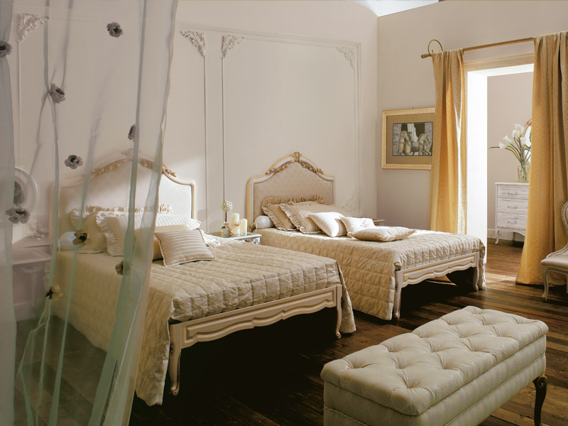 Princess Twin Bed Bedroom Design