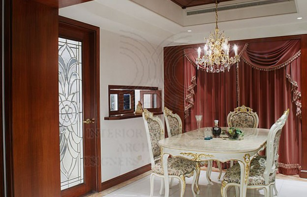 Traditional Dining Room Idea
