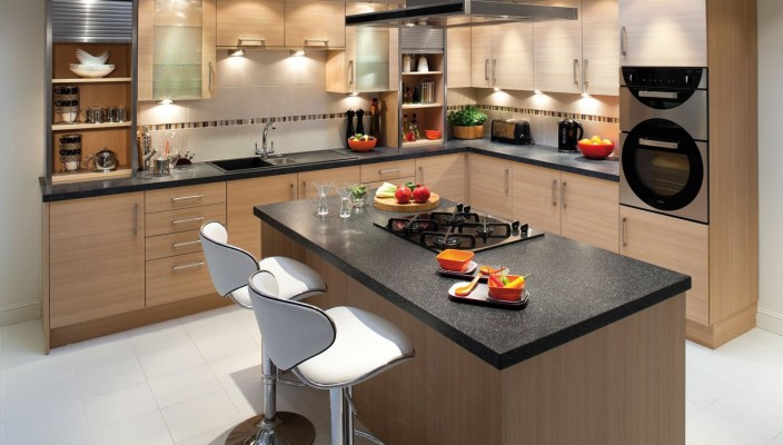 madison fitted kitchen